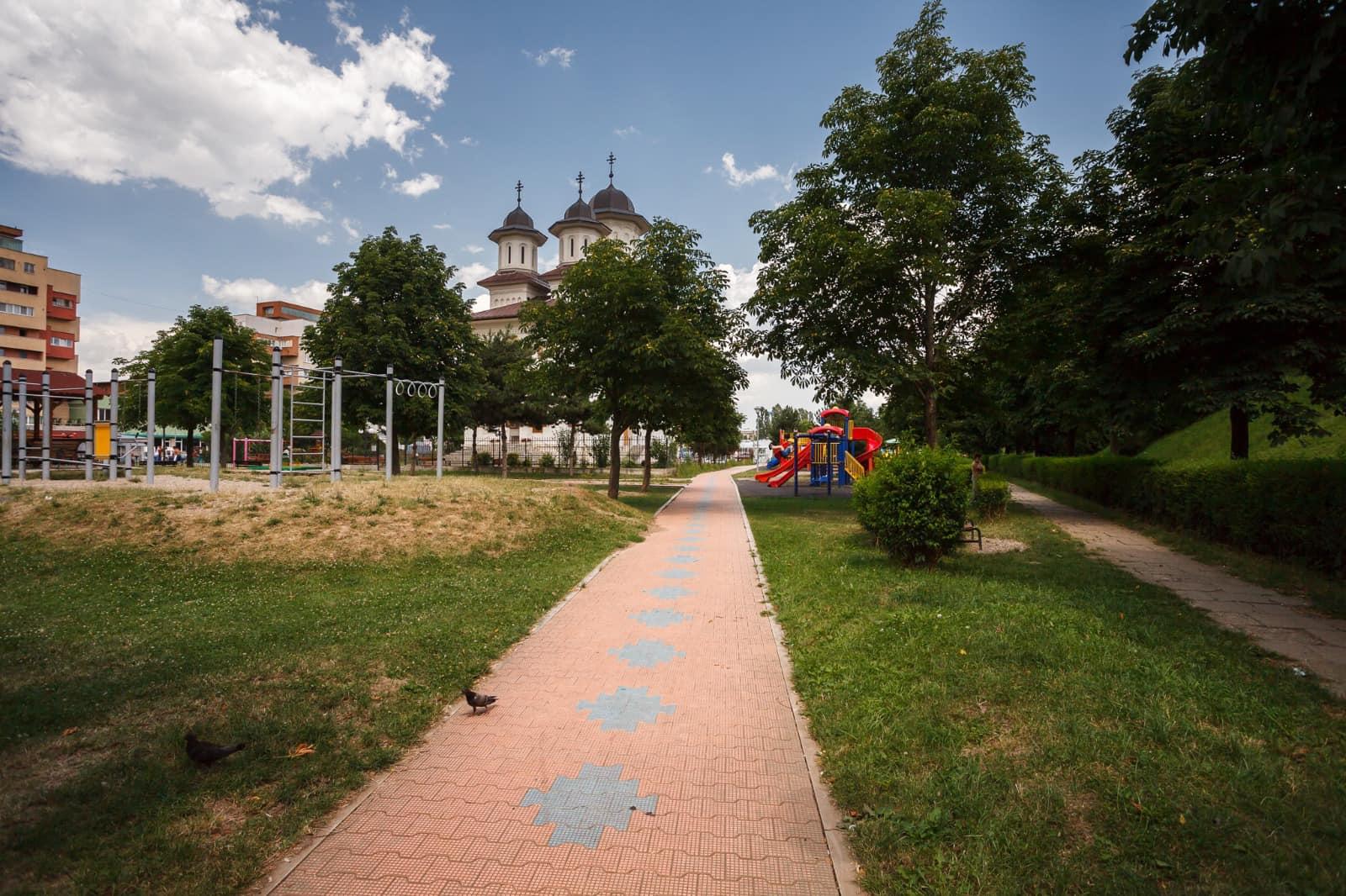 revitalizarea zonei expo transilvania