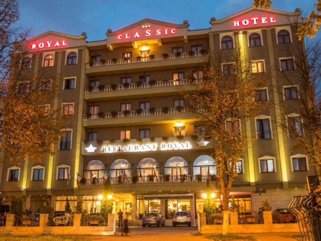 Hotel Royal Classic Cluj