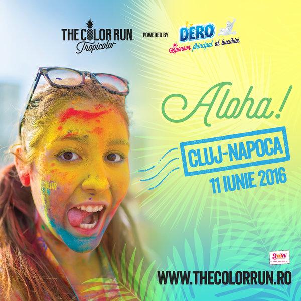 The Color Run Tropicolor World Tour 2016