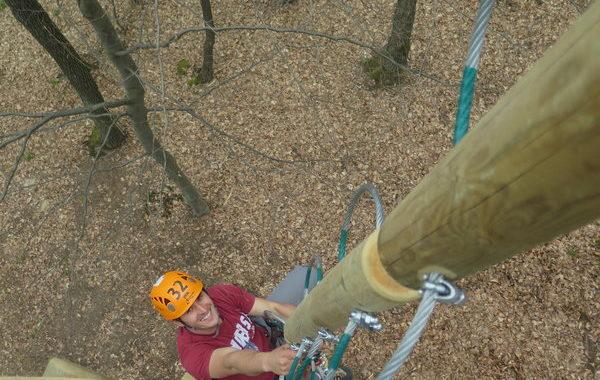 Adrenalin Park îți cheamă prietenii la senzații tari