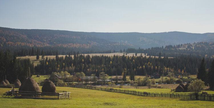 Satul Smida - Smida Park - locul din inima Apusenilor