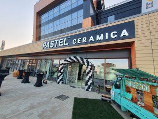 S-a deschis Pastel Ceramica – unul dintre cele mai exclusiviste showroom-uri de finisaje interioare din Cluj