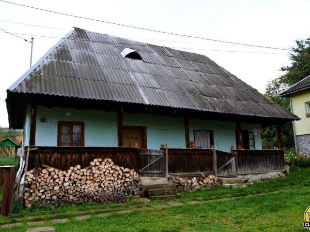satul calatele, judetul cluj, comuna calatele, casa veche