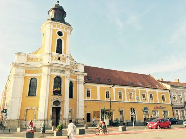 catedrala schimbarea la fata biserica minoritilor cluj