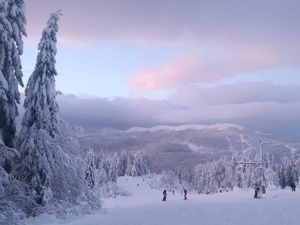 unde mergem la schi cavnic