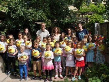 scoala de vara pentru copii atelier pastel