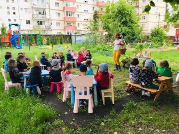 scoala din gradina tabere vara
