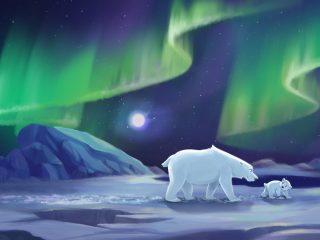 PREMIERĂ – Un serial românesc cu Fram, Ursul Polar se luptă pentru finanțare în fața celor mai mari producători TV din lume