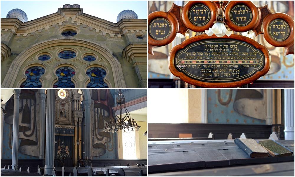 sinagoga dej