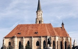 St. Michaels Cathedral Cluj