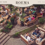 Gradina Boema - Restaurant, Terrace