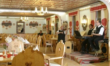 Agape Restaurant a la carte