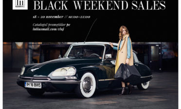 BLACK WEEKEND SALES at Iulius Mall Cluj