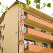 Hotel-Apartment Cabrio