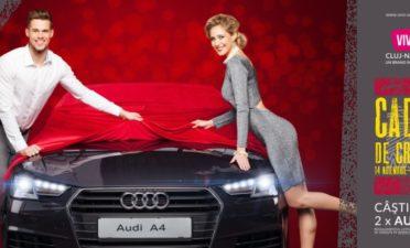 Christmas gift from VIVO! Cluj-Napoca: 2 x Audi A4