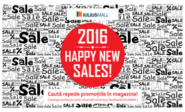 Happy New Sales Iulius Mall