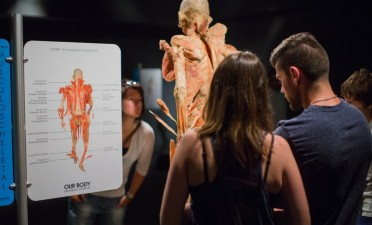 "The ""Our Body"" Exhibition to stay in Cluj until the end of the year"