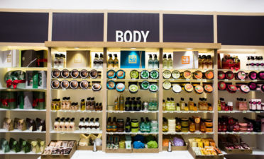 The Body Shop was inaugurated at Iulius Mall