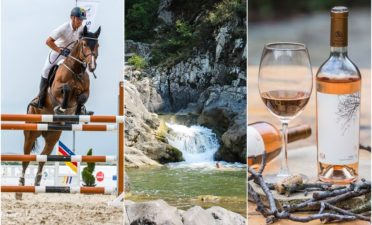 Turda is rapidly becoming an important tourist area – the salt mine, winery, and equestrian center! (Bonus: Turda Gorge)