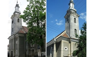 "Bob Church, the oldest Romanian church in the ""Treasure City"""