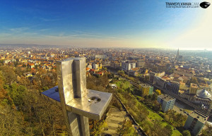 Cluj from Above