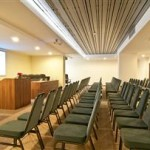 Les salles de conférence de l'Hôtel Ramada