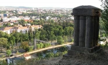 La Citadelle de Cluj, au-dessus des nuages ou dans l'oubli?