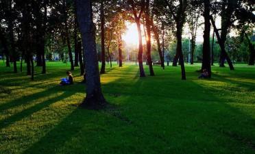 Le Parc Central « Simion Bărnuţiu »