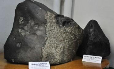 Découvrez Cluj : la seule collection de météorites en Roumanie
