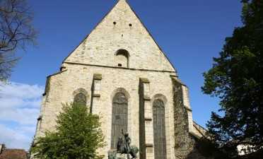 L'Église Réformée de la rue Uliţa Lupilor