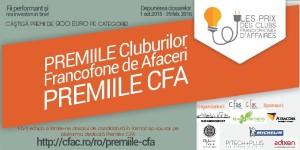LES PRIX CFA - Concours pour les lycéens de Transylvanie