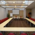 La Salle de conférence de l'Hôtel Central