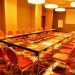 Les salles de conférence de l'Hôtel Golden Tulip