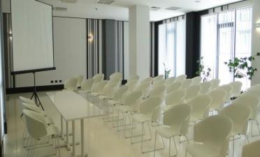 Les salles de conférence de l'Hôtel Paradis