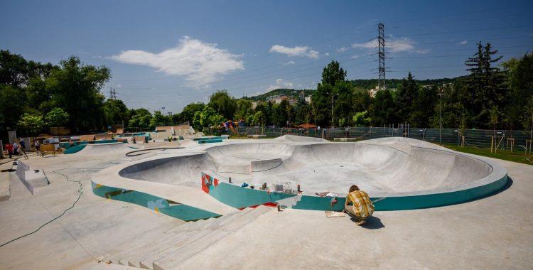 skatepark rozelor 2021