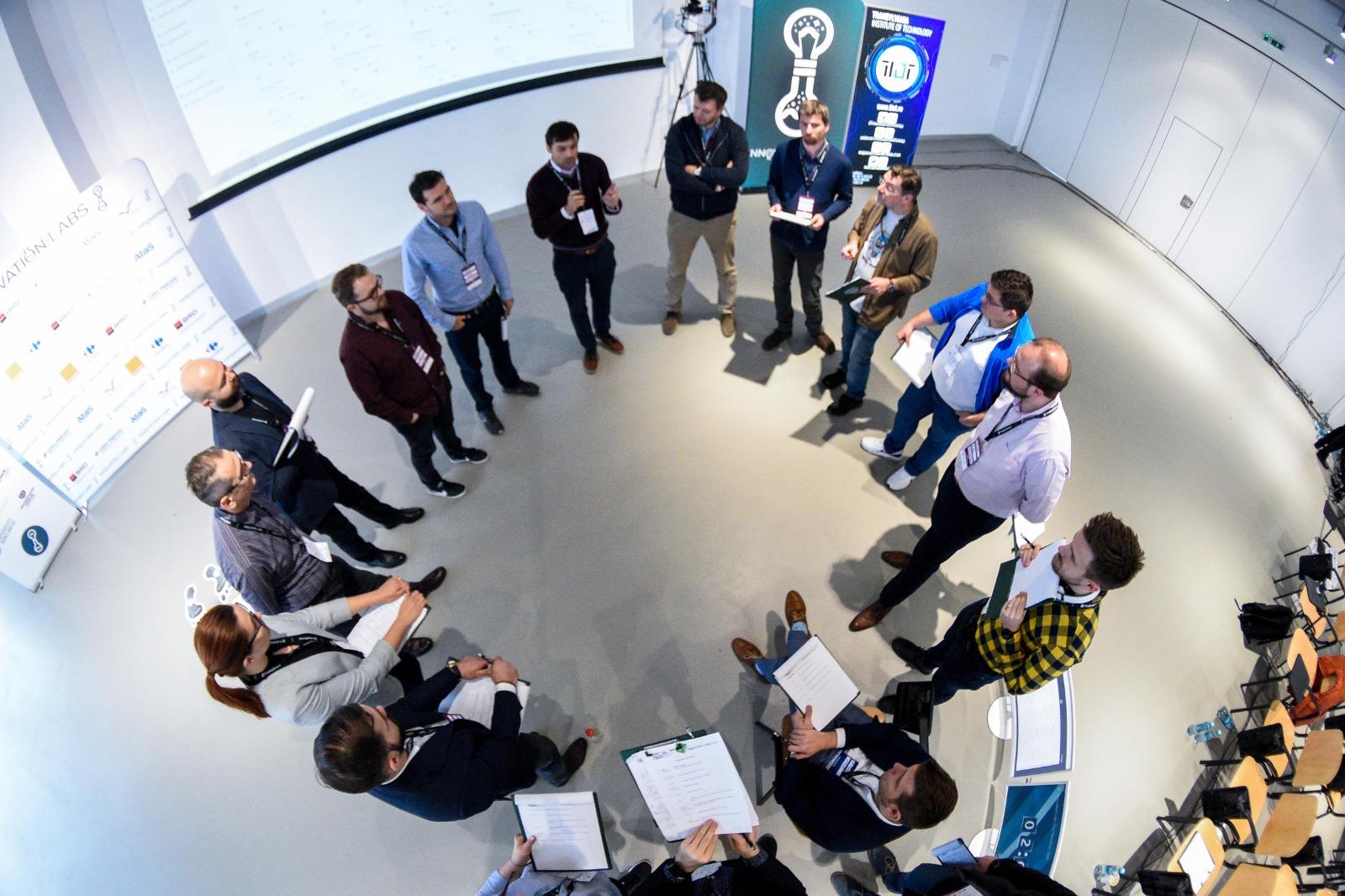 Innovation Labs Cluj – 1 minut, un pitch, o șansă