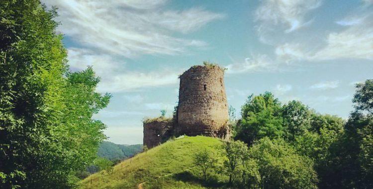 sorana oprisa cetatea bologa Cetatea Bologa intră în proces de reabilitare