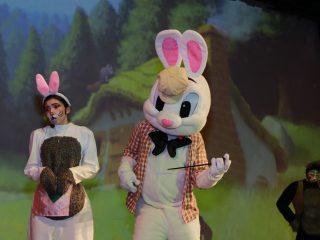 Spectacole de Paște pentru copii | Golden Party