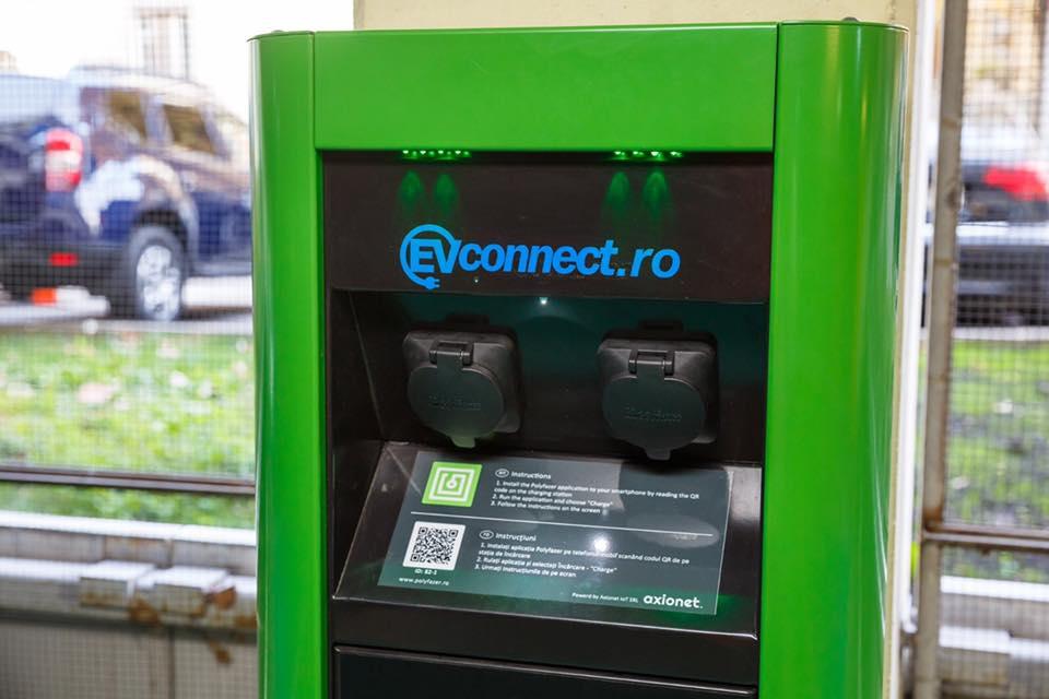 stații de încărcare electrice Cluj