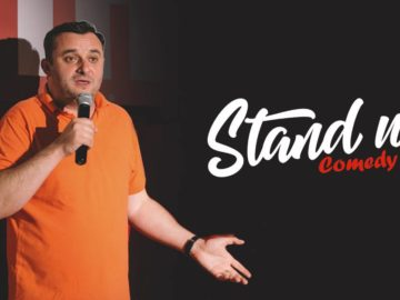 stand up comedy atelierul de pizza