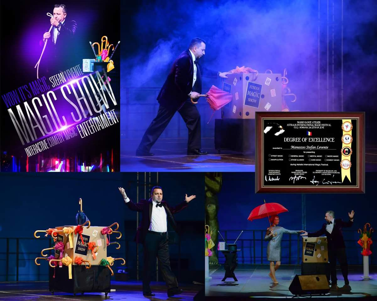 stefan magic show magician cluj petreceri copii (2)