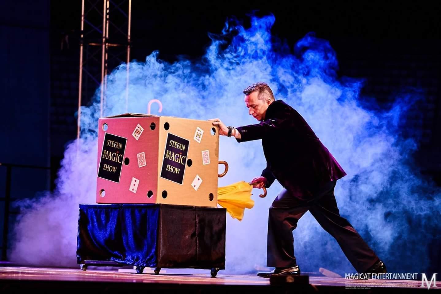 stefan magic show magician cluj petreceri copii (5)