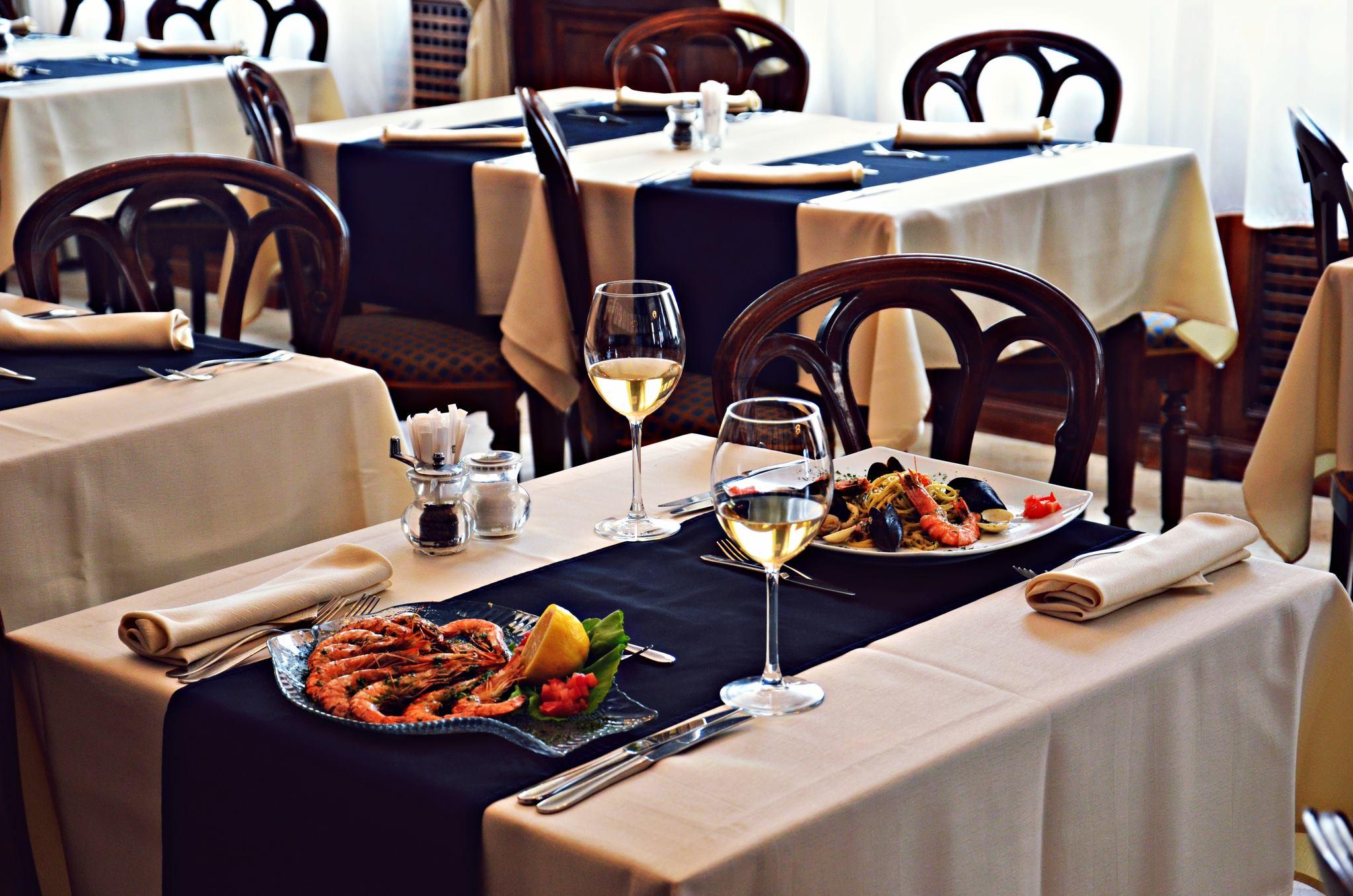 Eleganță în stil culinar italian la Trattoria Fiorentina