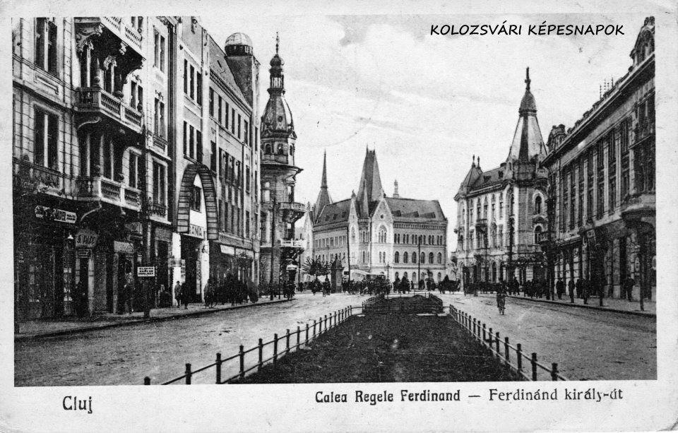 strada ferdinand vechiul cluj povestea celui mai vechi hotel din cluj hotel transilvania