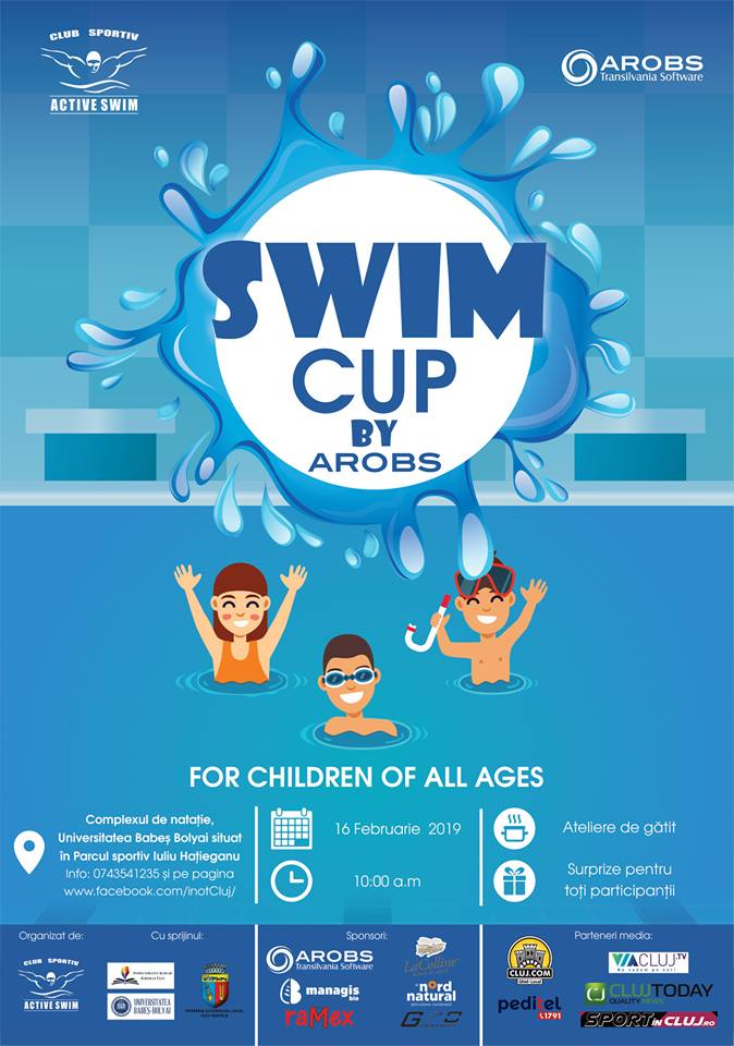 swimcup by arobs