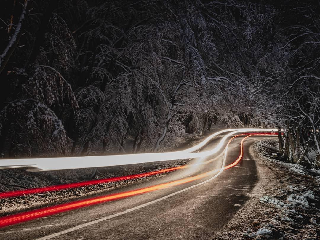 tavi_condor noapte ninsoare