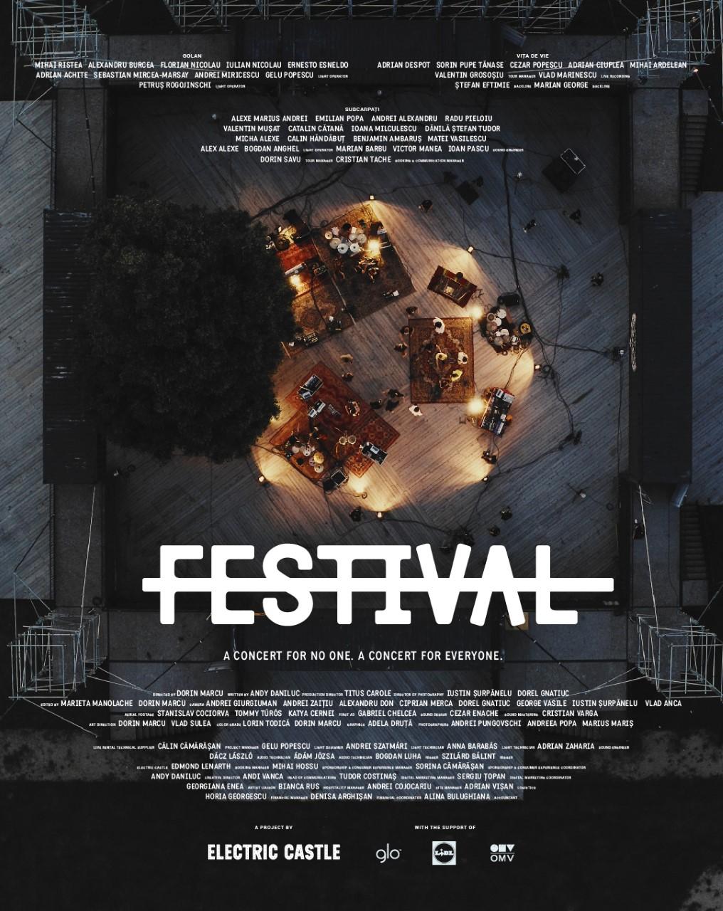 No Festival by Electric Castle