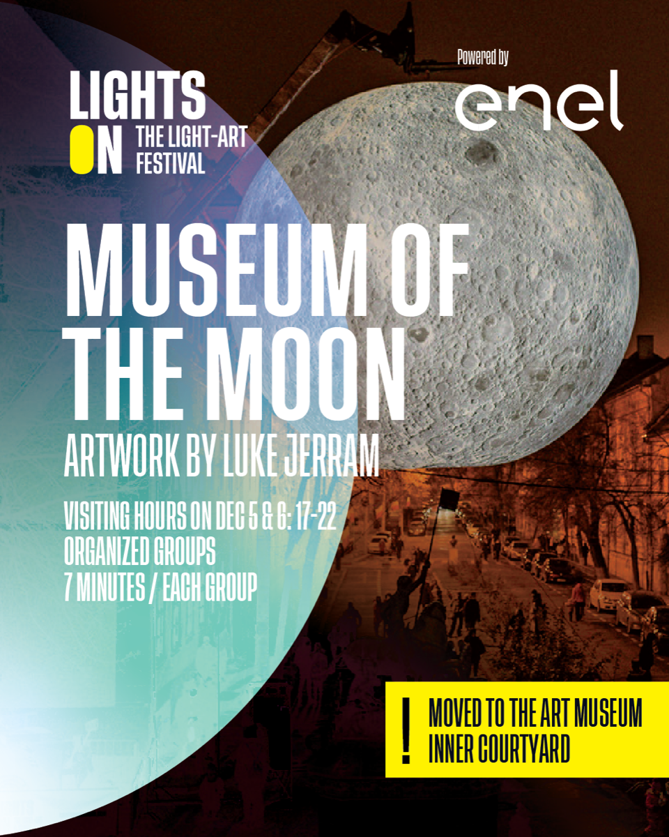 museum of the moon revine
