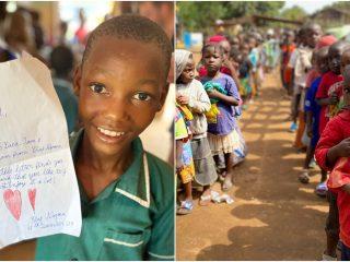 """Documentarul """"Transilvania 4 Sierra Leone"""": 12.000 kilometri până în Africa, 5000 ghiozdane școlare, doi oameni, o aventură!"""