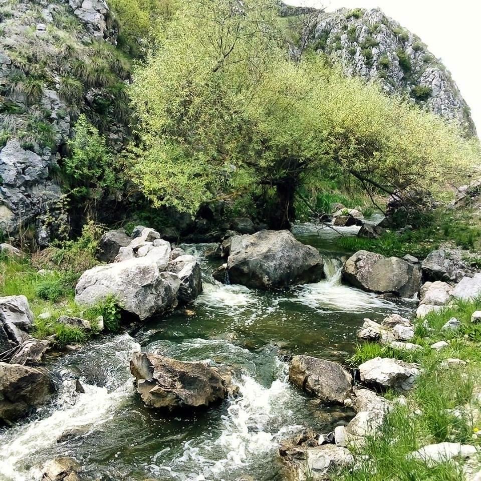 traseu prin Cheile Turenilor (1)